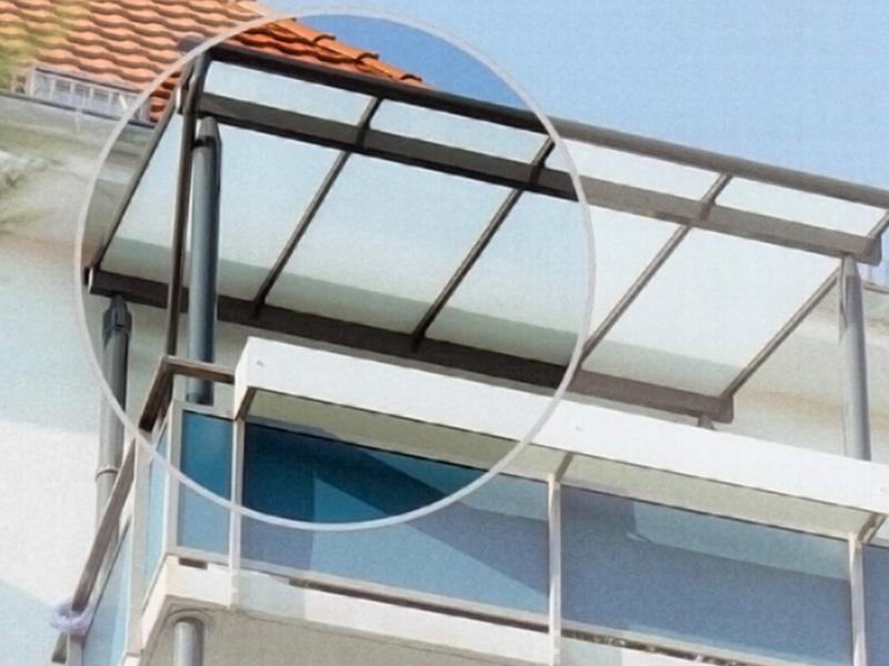 pultová střecha